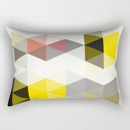 Modern Totem 01. Rectangular Pillow