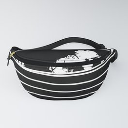 Evil Here Fanny Pack