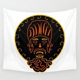 The king of vape #society6 #decor #buyart #artprint Wall Tapestry