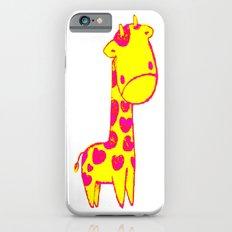 Baby Giraffe iPhone 6s Slim Case