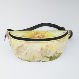 Petunia Seed Packet Fanny Pack