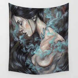 Smoked Wall Tapestry
