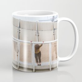 Gymnastic in Spain Coffee Mug