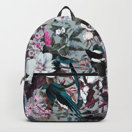 Floral and Birds XXIV Backpack