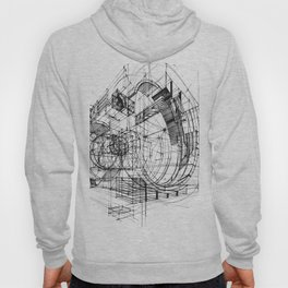 Architecture Fantasy 00347 Hoody