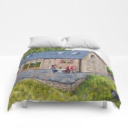 Ferns Barn, Herefordshire Comforters