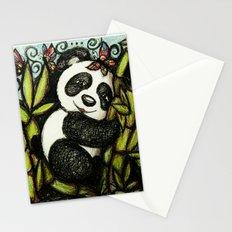 Panda Hugs Stationery Cards