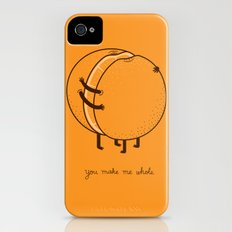 My better half iPhone (4, 4s) Slim Case