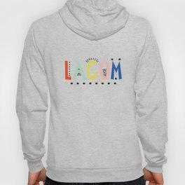 Lagom colors Hoody