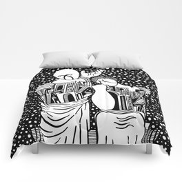 Chirico - Comedy and tragedy Comforters