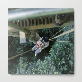 Almost Killed my Wife in Costa Rican Jungles Metal Print