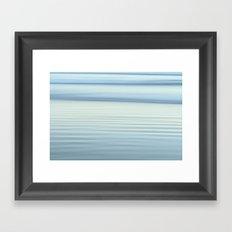 White Light Framed Art Print