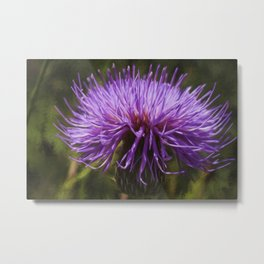 New Mexican Thistle Metal Print
