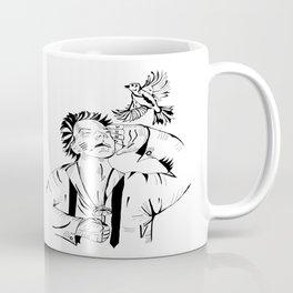 Fascinated by Nature Coffee Mug