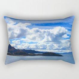 Loch nan Uamh Rectangular Pillow