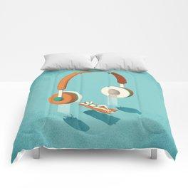 Flowing Comforters