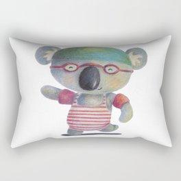 Swimming Time Rectangular Pillow