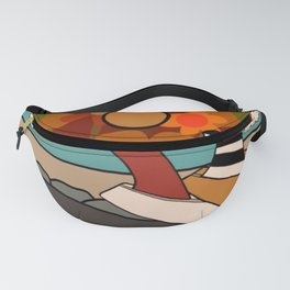 The bluff Fanny Pack