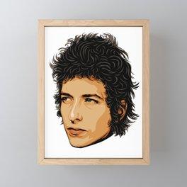 Dylan Framed Mini Art Print