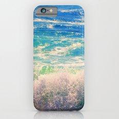 Aqua Mist iPhone 6s Slim Case