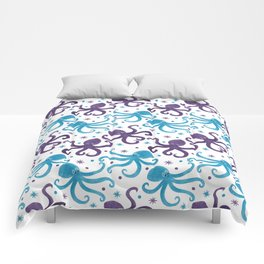 Octo The Octopus and Friends Comforters