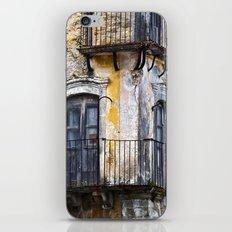 Urban Sicilian Facade iPhone & iPod Skin