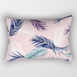 Palm Springs Tropical Rectangular Pillow