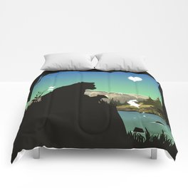 Out For Adventure Comforters