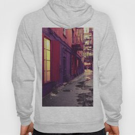 Evenings on the Lower East Side, New York City Hoody