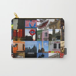 London No. 5 Carry-All Pouch