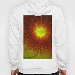 Luminous Fantasy, Abstract Fractal Art Hoody