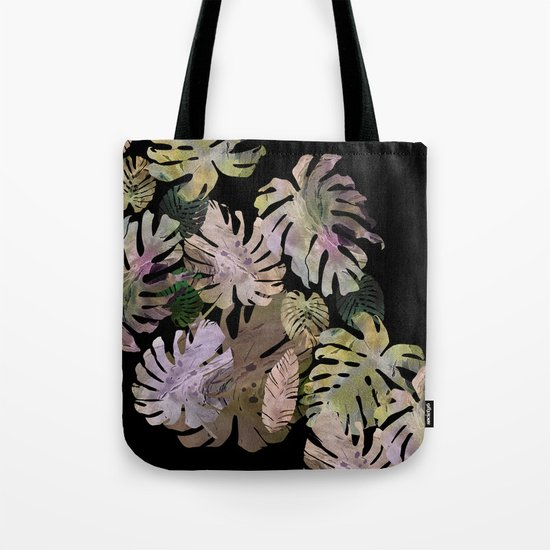 tropical in the nigth Tote Bag