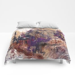 Deaths Reflection Comforters