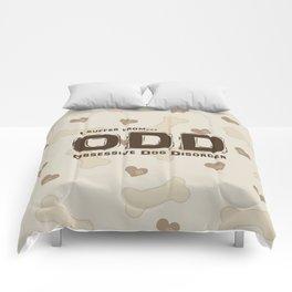 Obsessive Dog Disorder Comforters