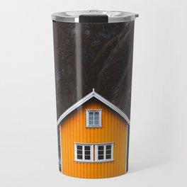 Yellow Cabin Travel Mug