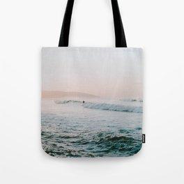 summer waves Tote Bag