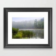 Tranquil Moments Landscape Framed Art Print