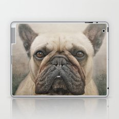 The face of a dreamer...! Laptop & iPad Skin