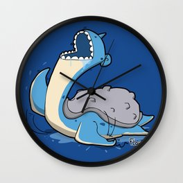 Pokémon - Number 131 Wall Clock