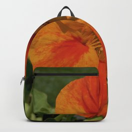 Glorious Nasturtium Backpack