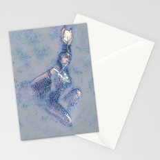 Isis sketch and wash Stationery Cards