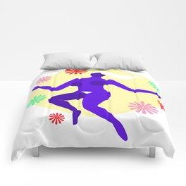 The dancer II Comforters