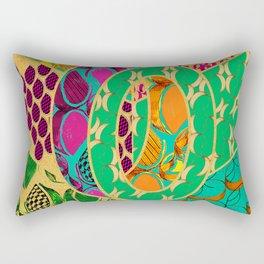 Tile 0 Rectangular Pillow