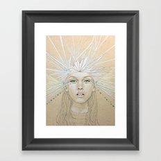 Luminosity Framed Art Print
