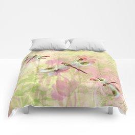 Pretty Dragonflies Comforters