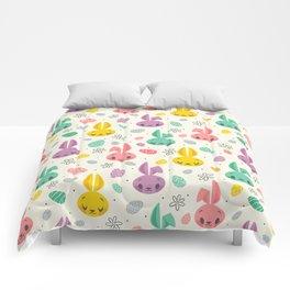 Easter Bunnies Comforters