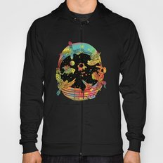 Depth of Discovery (A Case of Constant Curiosity) Hoody