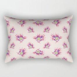 ornamental poppy Rectangular Pillow
