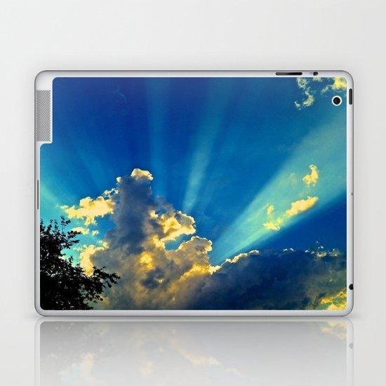 Let It Shine Laptop & iPad Skin