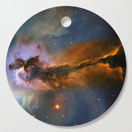 Stellar Spire in the Eagle Nebula Cutting Board